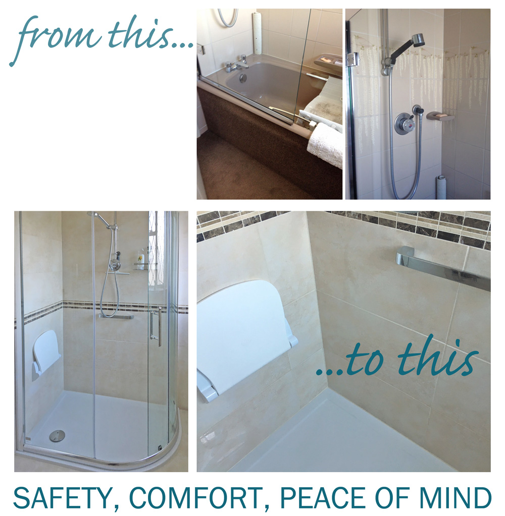 Kitchen And Bath Solutions: Bathroom Mobility Solutions